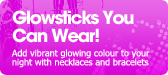 GlowSticks You Can Wear