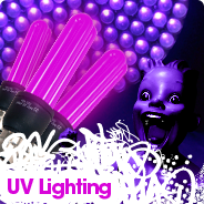 UV Neon Lights