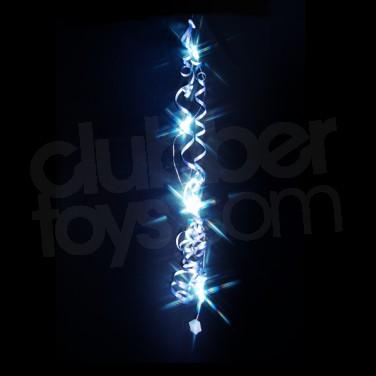 5 Balloon Sparkle Ribbons