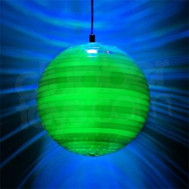 Colour Change Mirror Ball Pendant