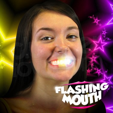 Flashing Mouth