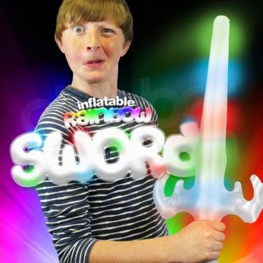 Flashing Inflatable Sword