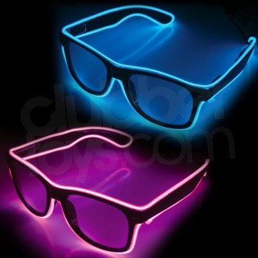 LED Fun Glasses
