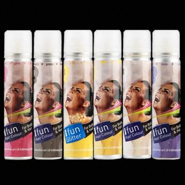 UV Reactive Fun Spray (3 pack)