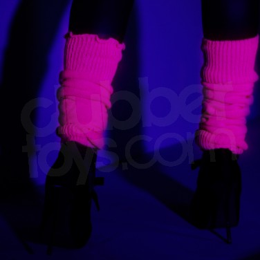 UV Reactive Leg Warmers