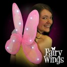 Flashing Fairy Wings