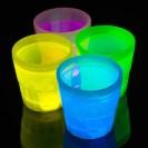 Glow Shot Glasses (4 Pack)