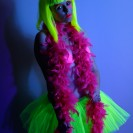 Uv Feather Boa