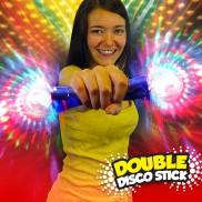 Double Disco Ball Stick