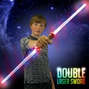 Double Light Laser Sword