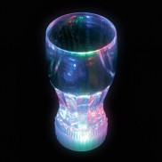 Flashing Cola Glass