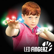 LED Fingerz (4 Pack)