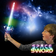 Flashing Space Sword