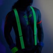 UV Neon Braces